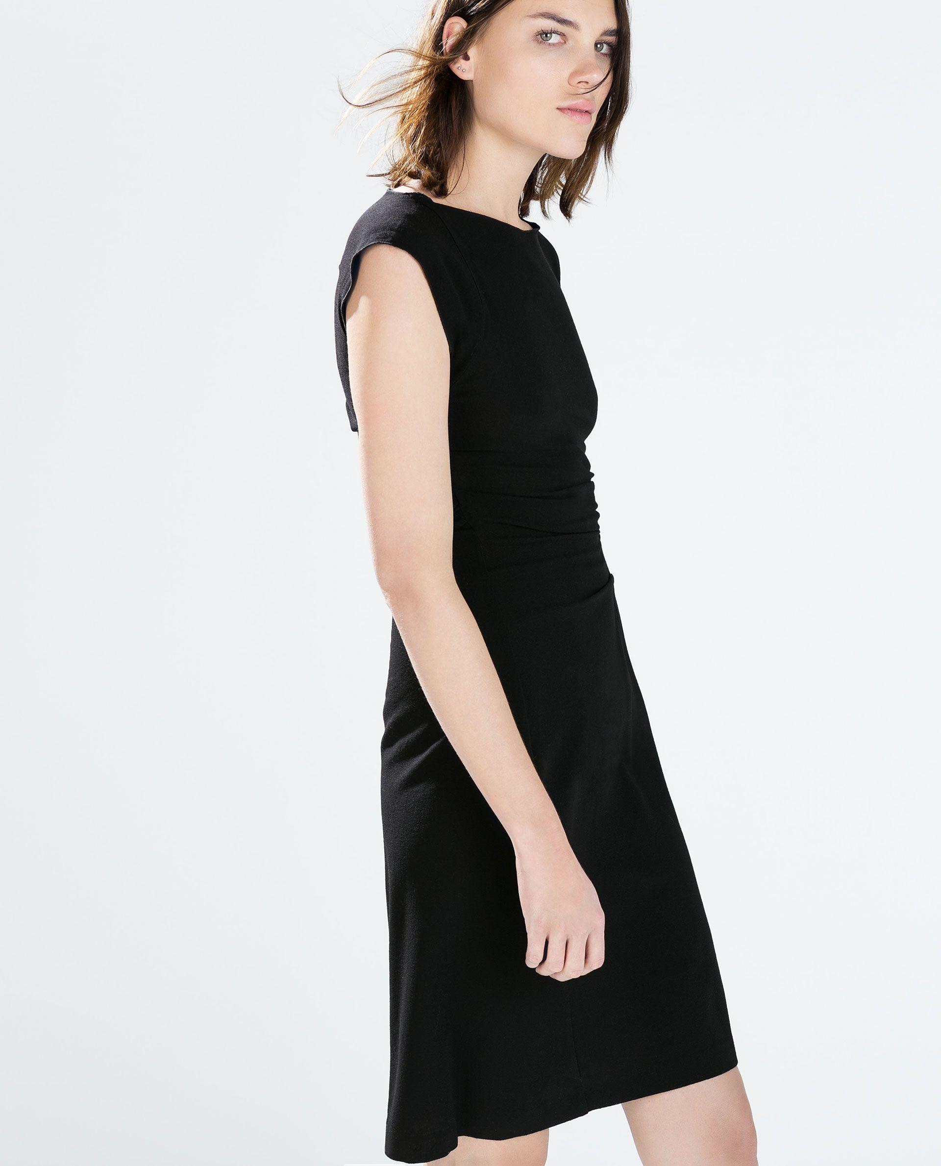 Wool Studio Gathered Dress