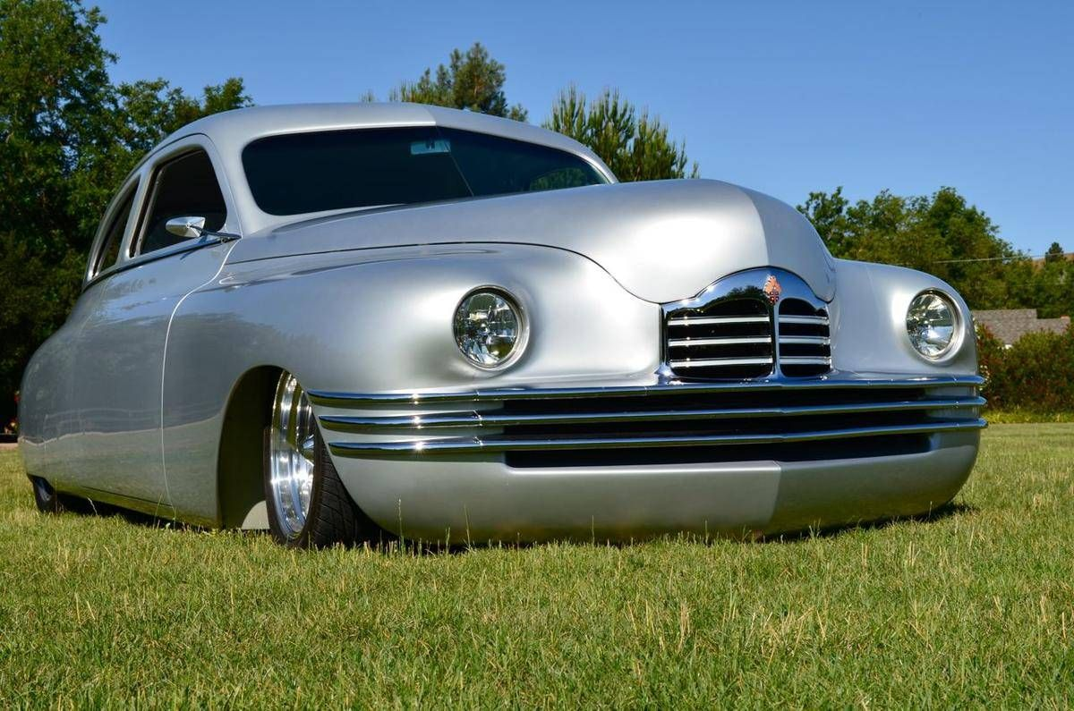 1949 Packard for sale #1666859 - Hemmings Motor News | Adrenaline ...