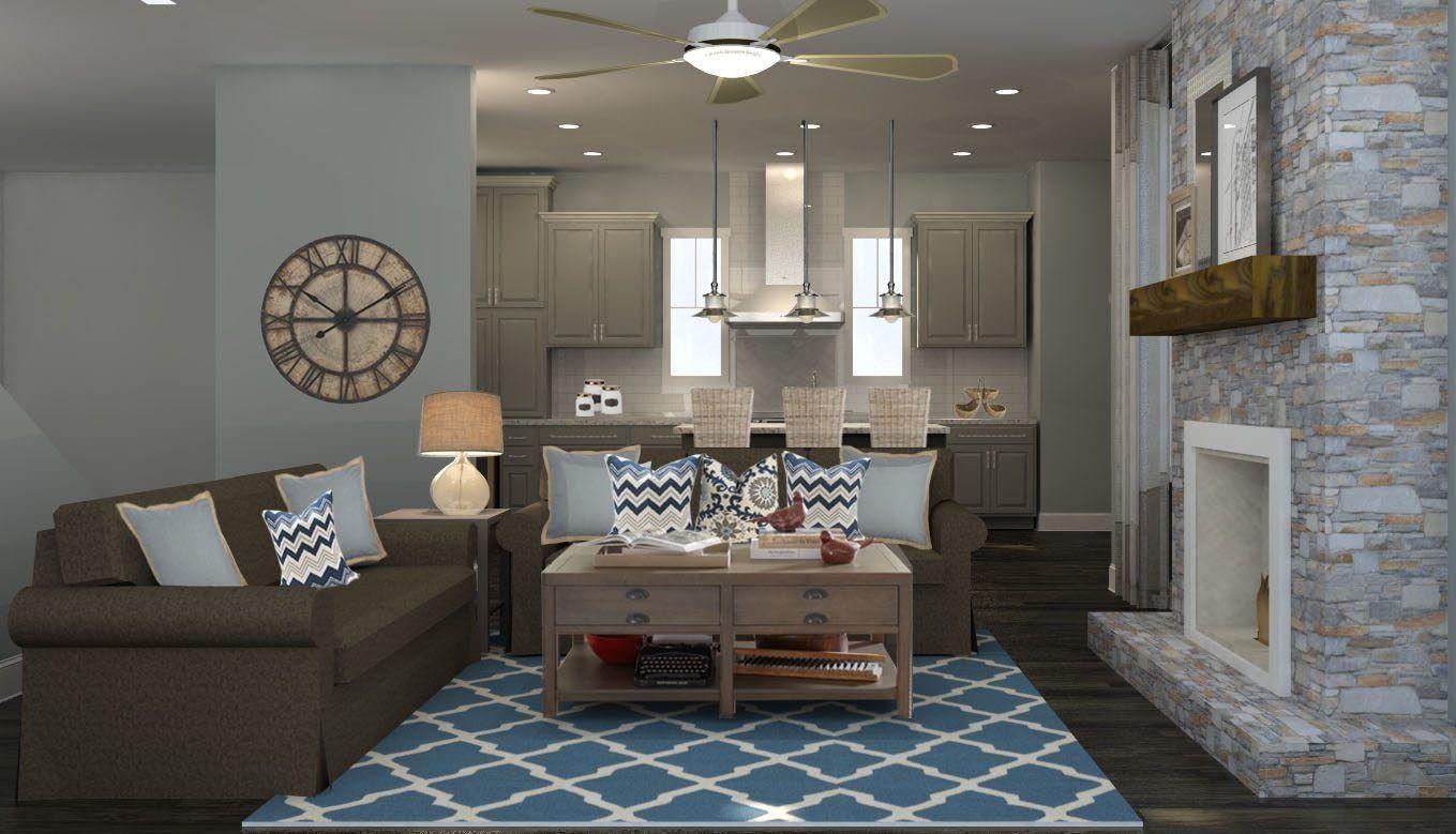 80 Rustic Living Room Ideas 80 Rustic