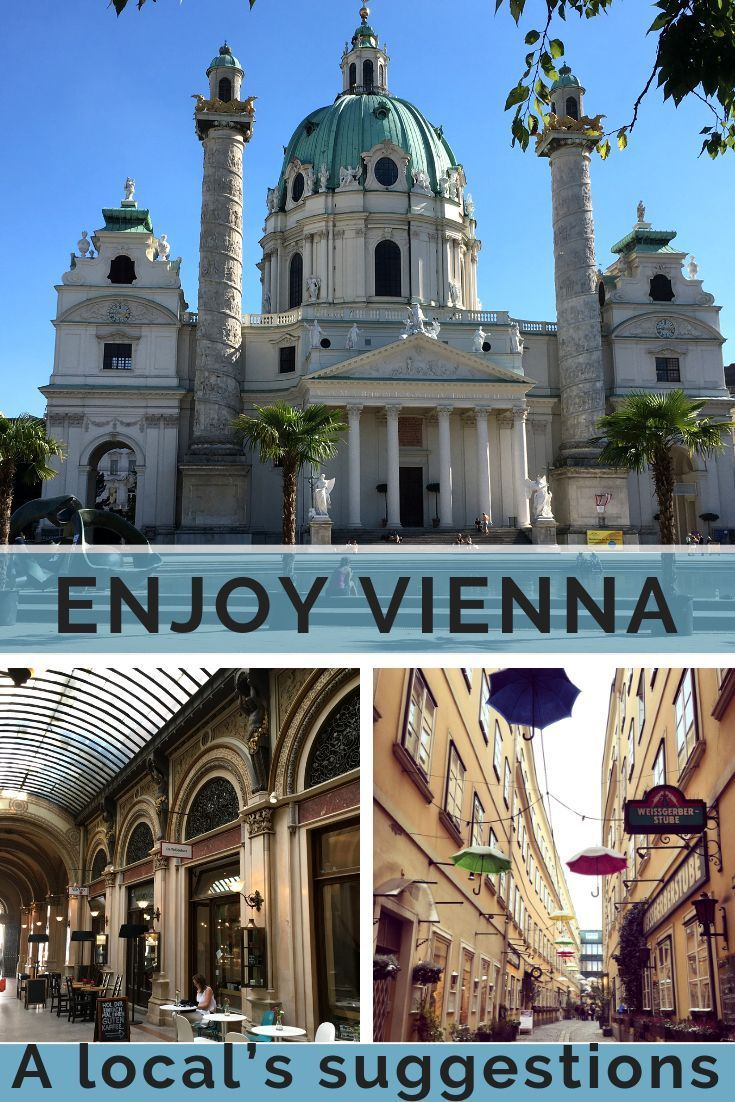 what to see in vienna on your first visit the perfect three days rh pinterest com