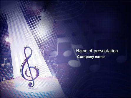 http://www.pptstar/powerpoint/template/music-tune/ music tune, Presentation templates
