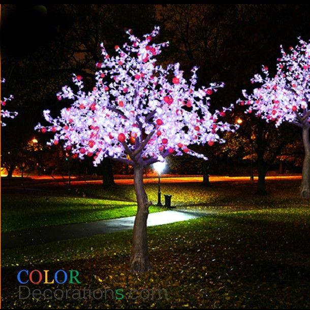 Pin On Led Light Tree