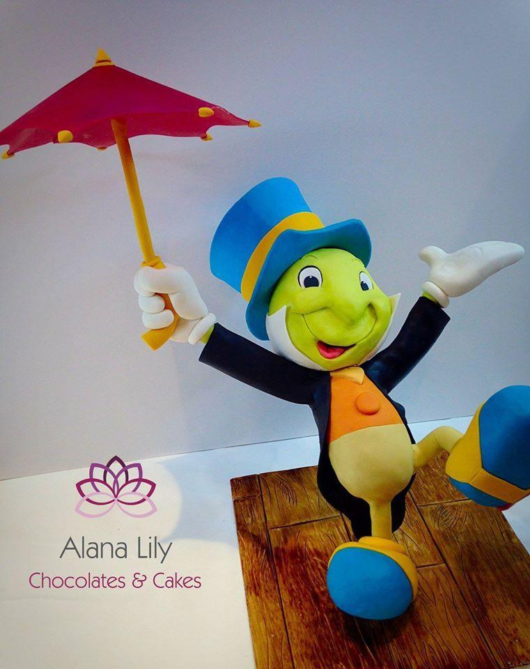 Alana Lily Chocolates & Cakes