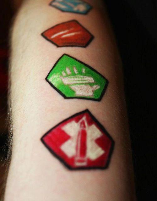 Bilderesultat For Cod Zombies Tattoo Zombie Tattoos Deviantart