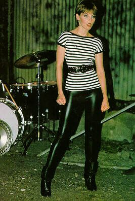 Pat Benatar - The Outfit She is Wearing is Back in Style - What Goes Around  sc 1 st  Pinterest & Pat Benatar - The Outfit She is Wearing is Back in Style - What Goes ...