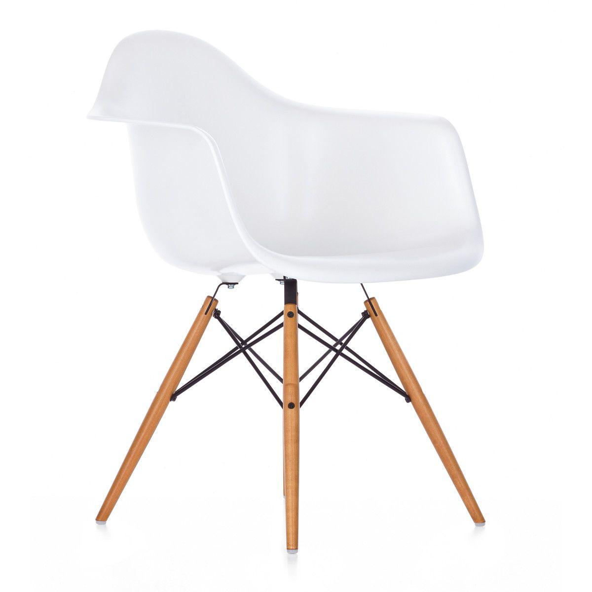 delightful tolles dekoration eames chair weis #2: u0027Design-Stuhl online kaufen | Connox Shopu0027