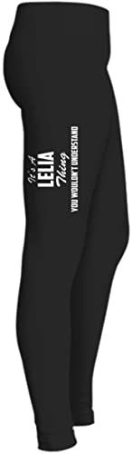 You Wouldnt Understand Legging Black baken Its A See Thing