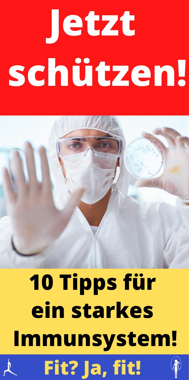Die 10 besten Tipps für ein starkes Immunsystem in 2020..