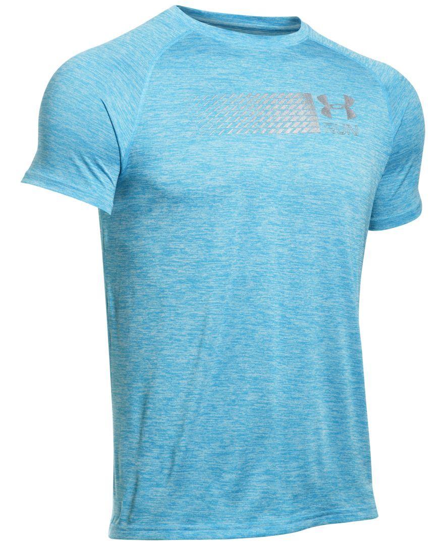 Under Armour Men S Ua Run Graphic T Shirt Gymnasium