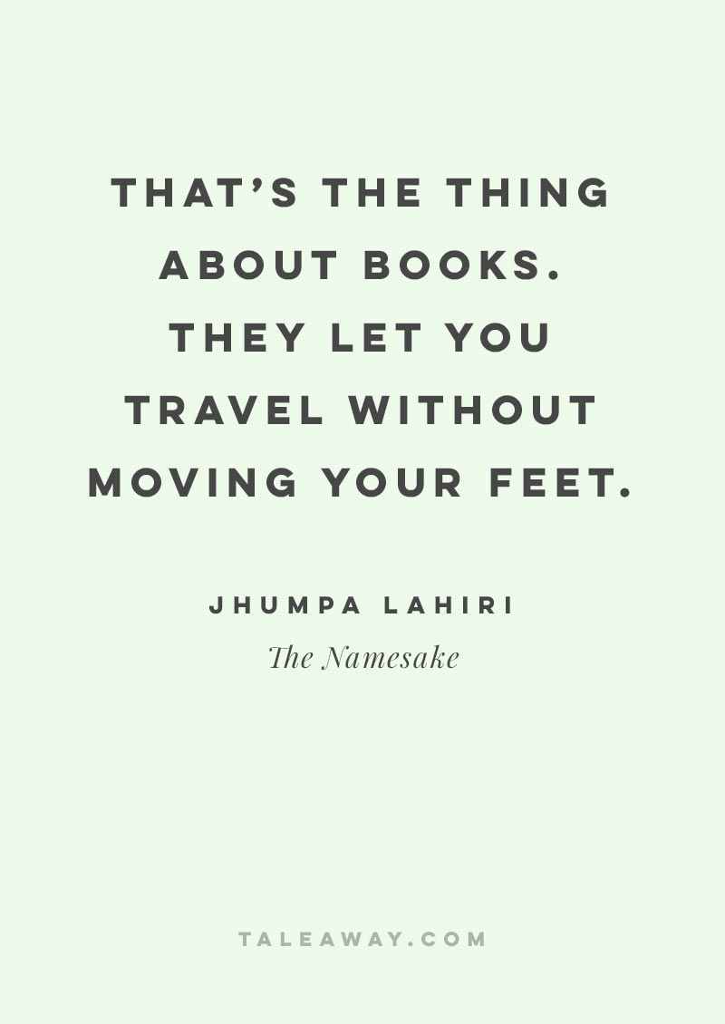 Inspirational Quotes From Books Inspiring Book Quotes From Indian Authors  Jhumpa Lahiri Novels