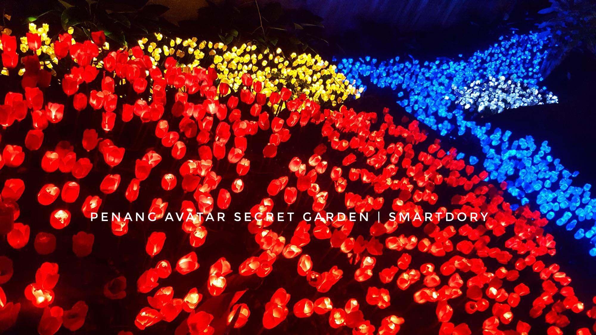 Penang Avatar Secret Led Tulip Garden Lights  Smart Dory