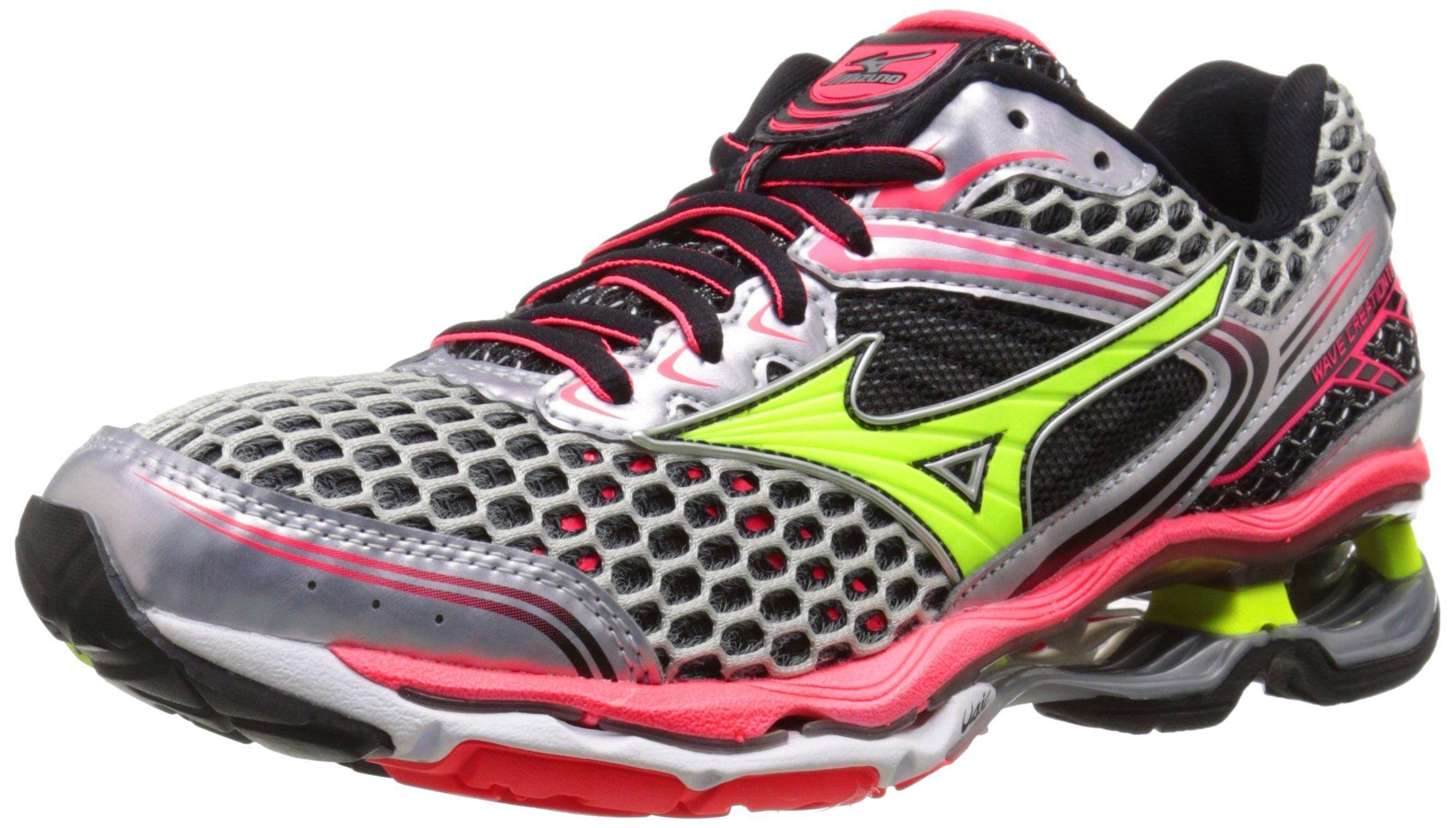 fe15dd72fa47d Mizuno Women's Wave Creation 17 Running Shoe | fashion | Running ...