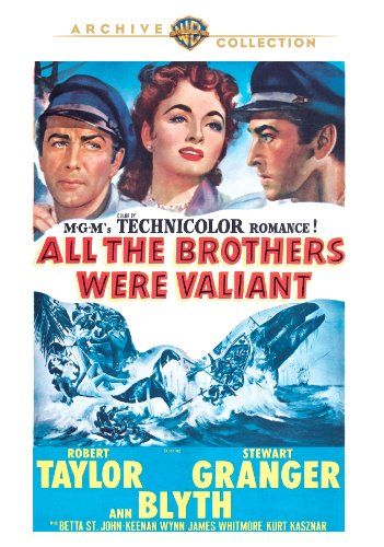 Swashbuckling screen legends Stewart Granger and Robert Taylor star as feuding New England whaling brothers. Their fraternal loyalties are tested when Granger leads Taylor's crew...