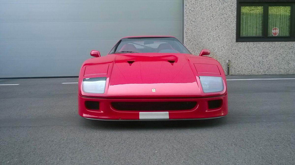 The Trade Archive (With images) Ferrari, Ferrari 288 gto