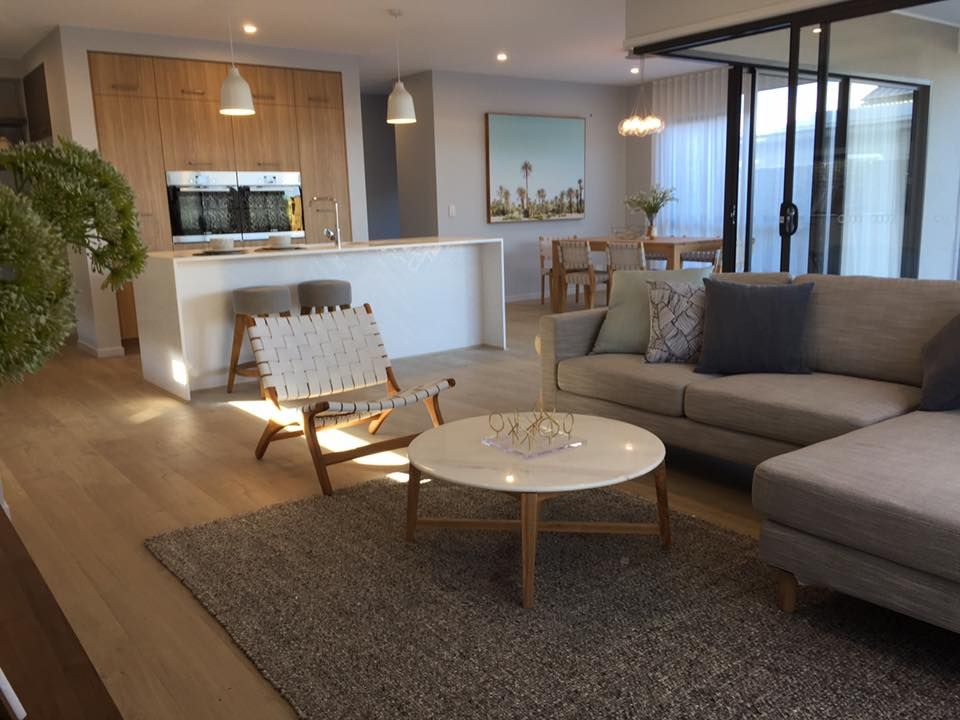 Our latest Display home work for Ausmar