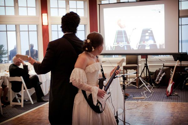 Video Game Themed Weddings