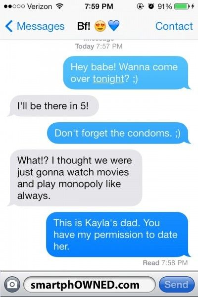 From hookup to relationship 27 texts