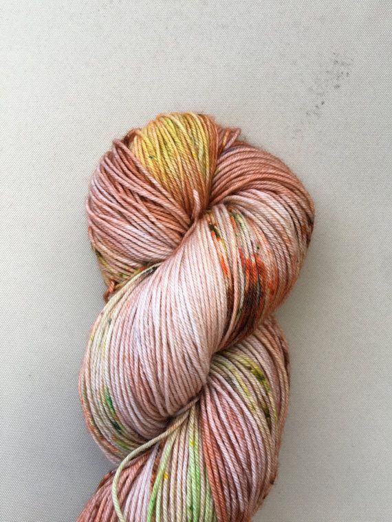 Crookshanks Hand Dyed Sock Yarn