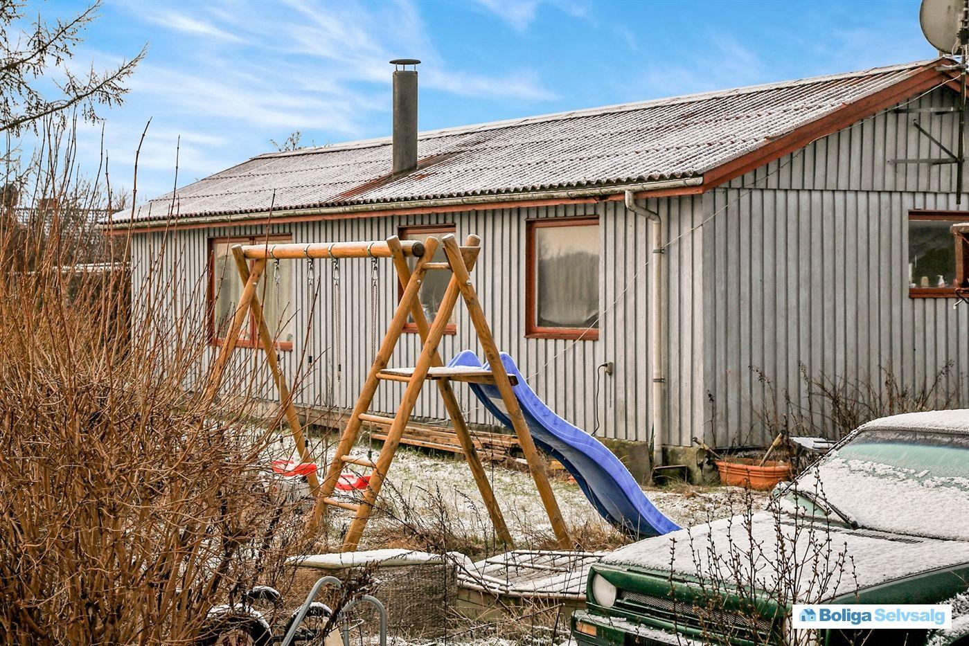Pilekrogen 19, Løgtved, 4470 Svebølle - Charmerende træhus omgivet af søer #villa #svebølle #selvsalg #boligsalg #boligdk