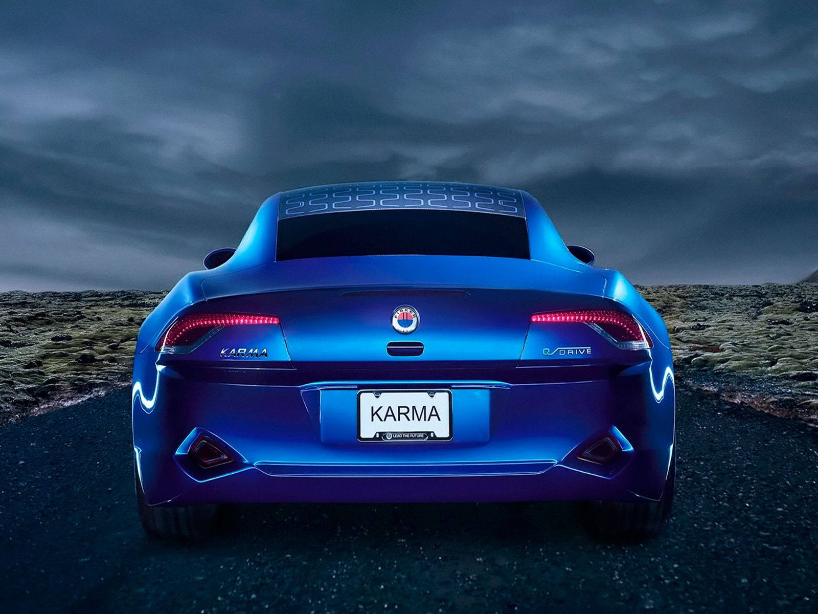 fisker karma returns as karma revero this summer car vault rear rh pinterest com