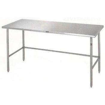 metal work table john boos work tables kitchensource com rh pinterest com