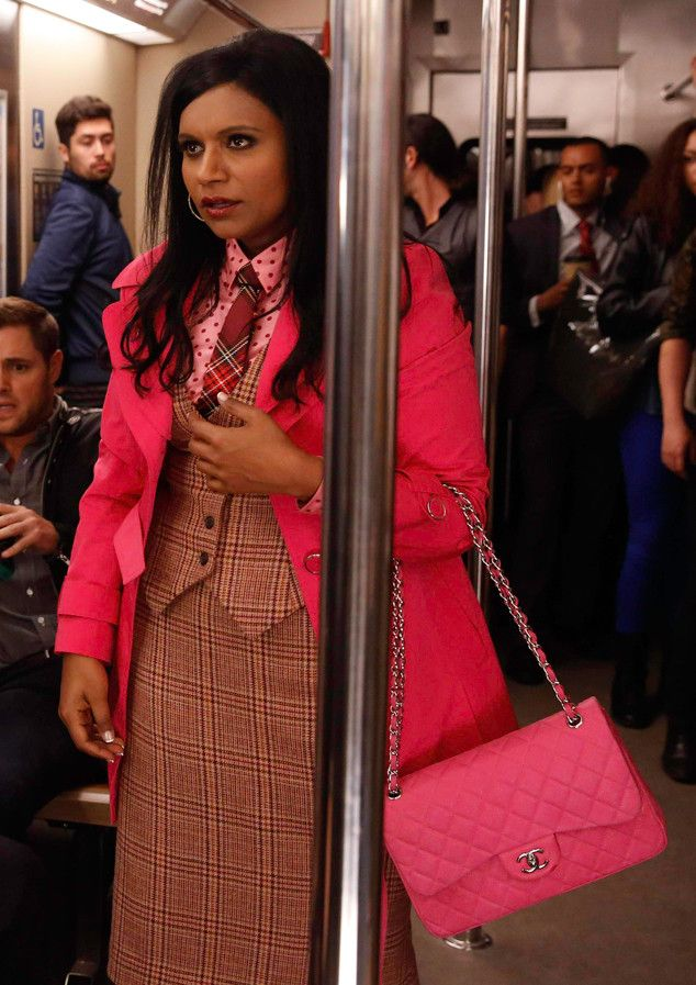 Hello Sunshine from All of Mindy Kaling's Looks in The Mindy