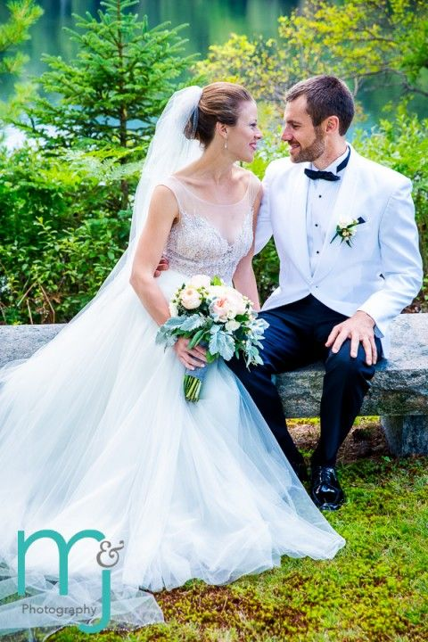 Adirondacks Summer Wedding | Kate & Endel | Destination Wedding Photographers | M & J Photography