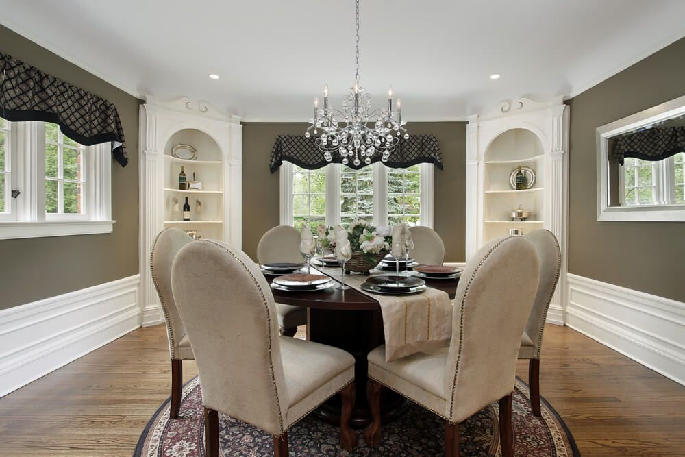 57 Inspirational Dining Room Ideas Pictures 57