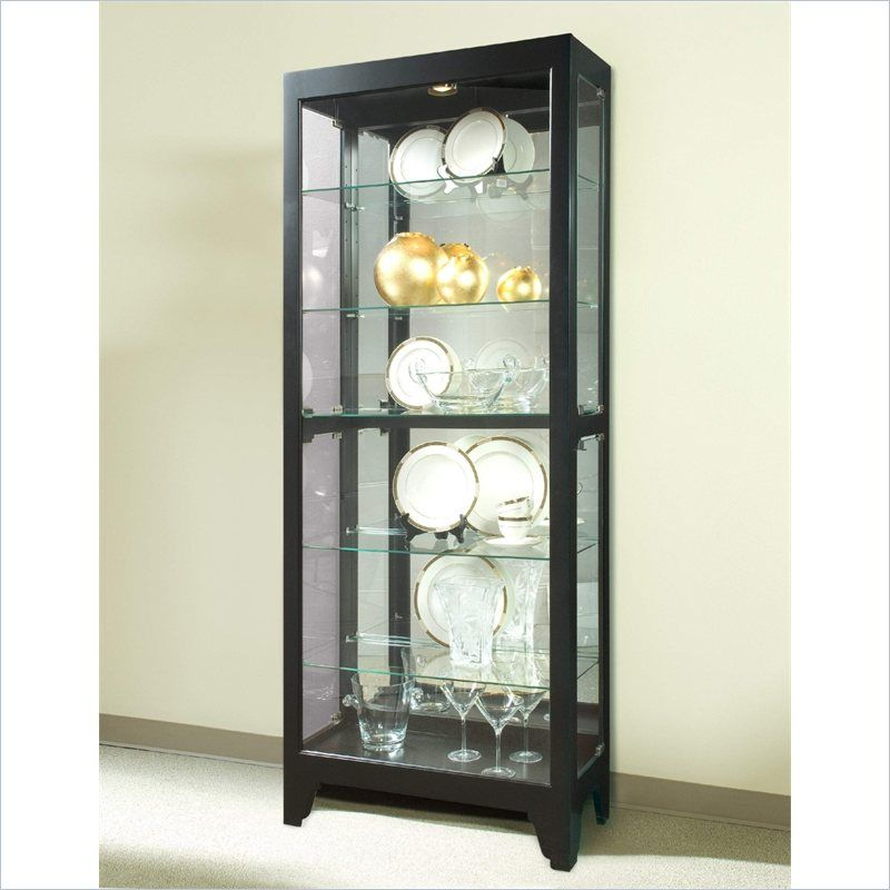 pulaski onyx curio cabinet kitchen pinterest modern china rh pinterest com