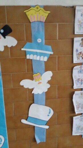 Decoracion escolar primer gobierno patrio 25 de mayo de for Decoracion salas jardin de infantes