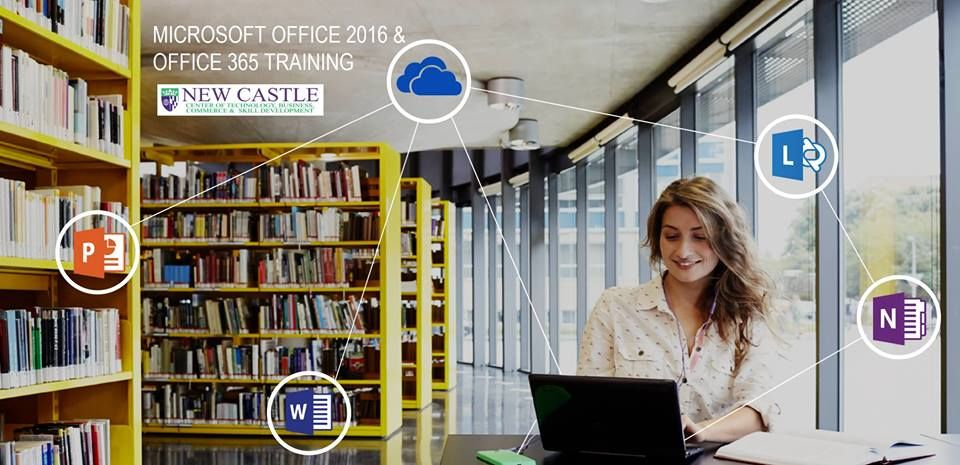 Microsoft Office 2016 365 Training And Certification Summer
