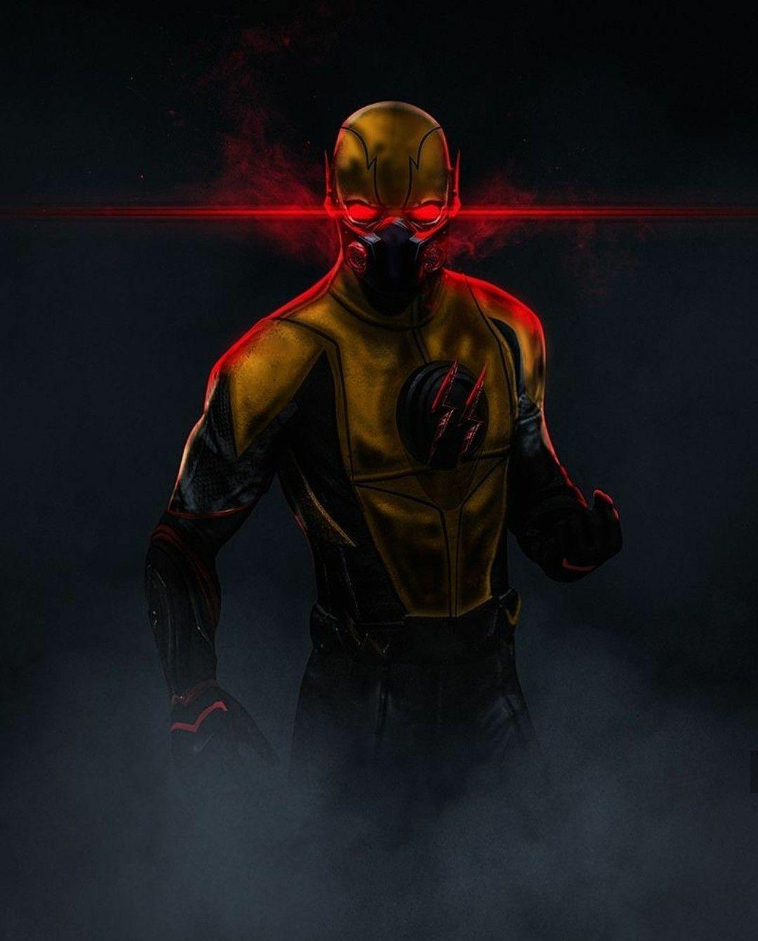 Quantum Marketer Marketing Since 2011 Flash Comics Eobard Thawne Flash Wallpaper