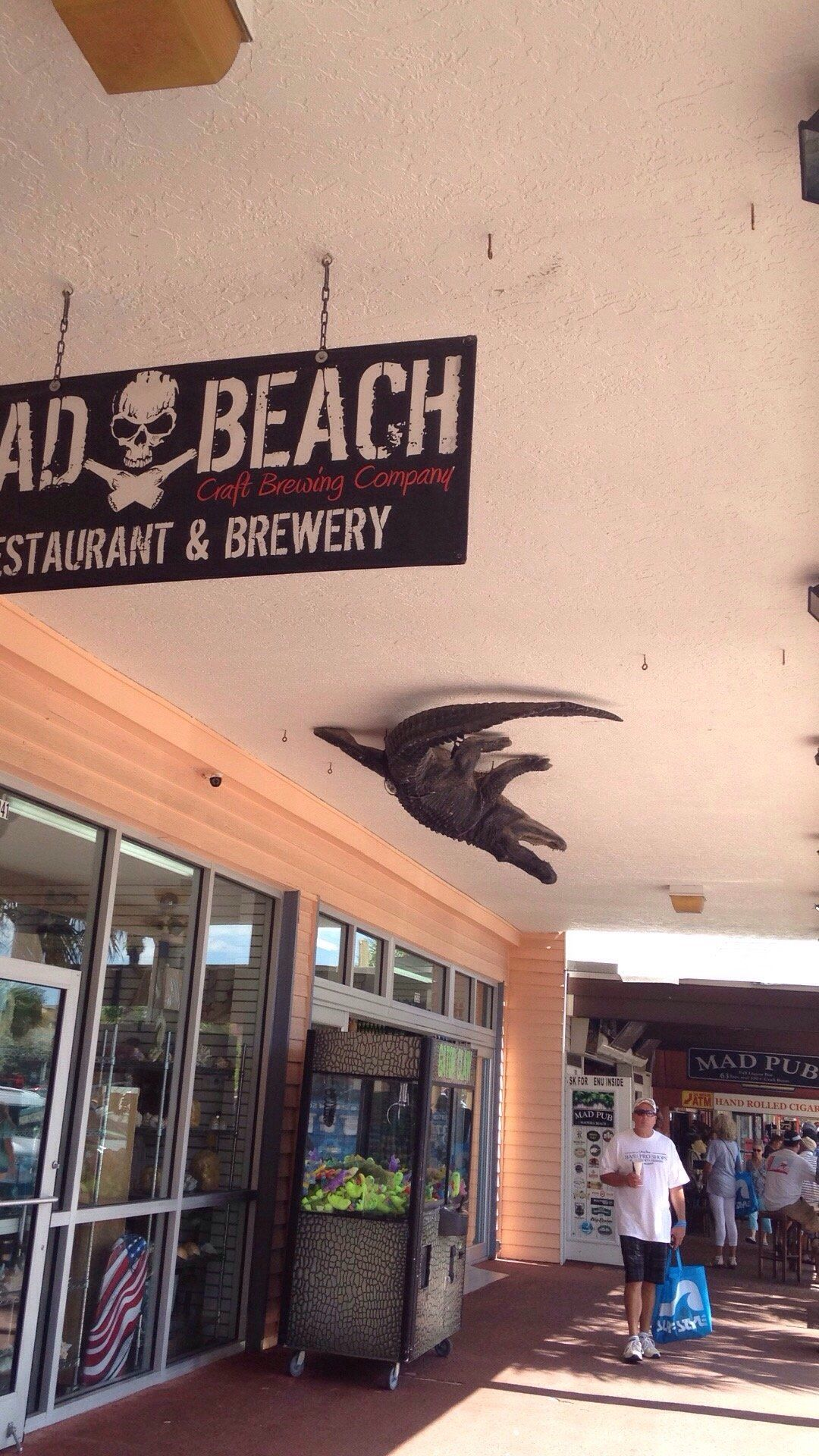 Mad Beach Craft Brewing Co Madeira Ranked 2 Of 80 Restaurants In