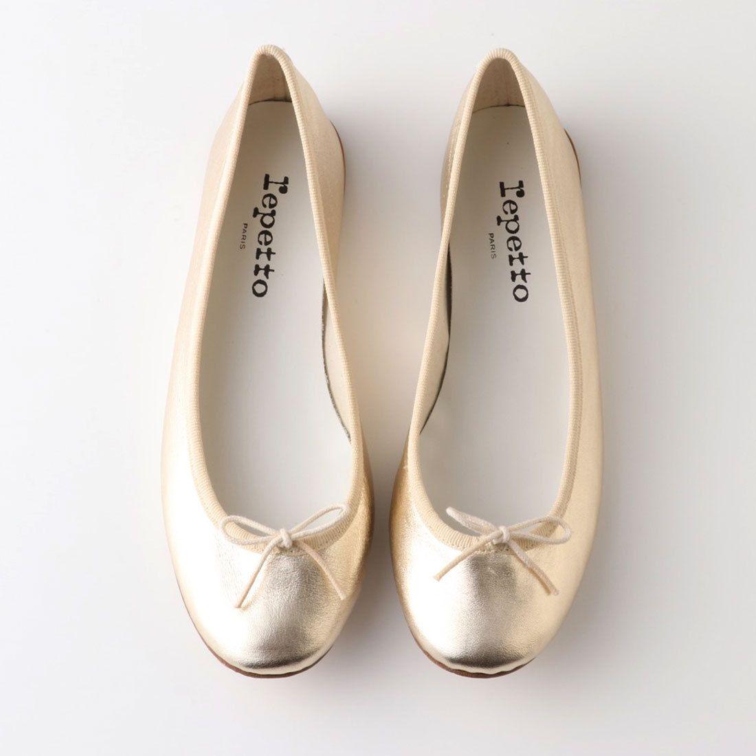 6ee364e8eda5d レペット repetto CENDRILLON (メタリックゴールド)-靴&ファッション通販 ロコンド〜自宅で
