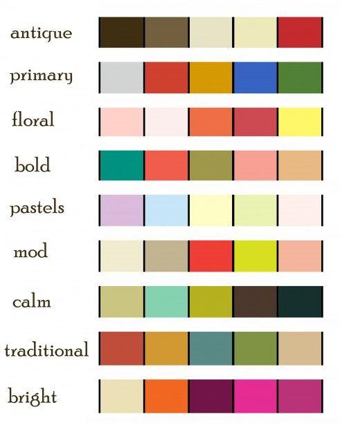 color scheme ideas best 25+ color combinations ideas only on