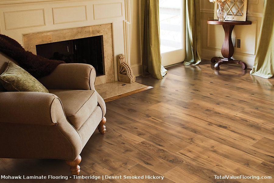 Mohawk Flooring Timberidge Desert Smoked Hickory