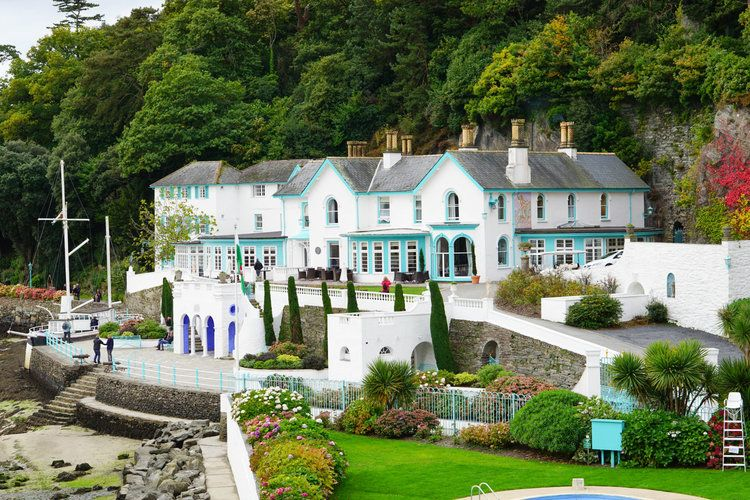 The weird and wonderful village of Portmeirion — The Ordinary Lovely