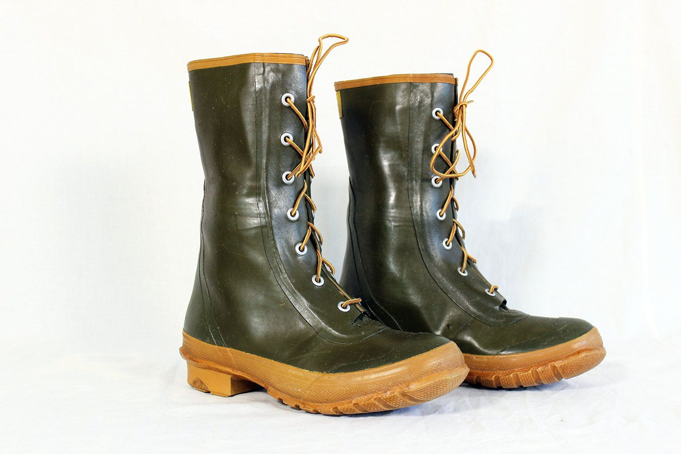 63fe2f531b48 Vintage VTG VG 1970 s 70 s Converse Rubber Company ThermoBoot Tall Rubber  Winter Boots Guaranteed to 20 Below Unisex Men s 7 B USA by foxandfawns on  Etsy