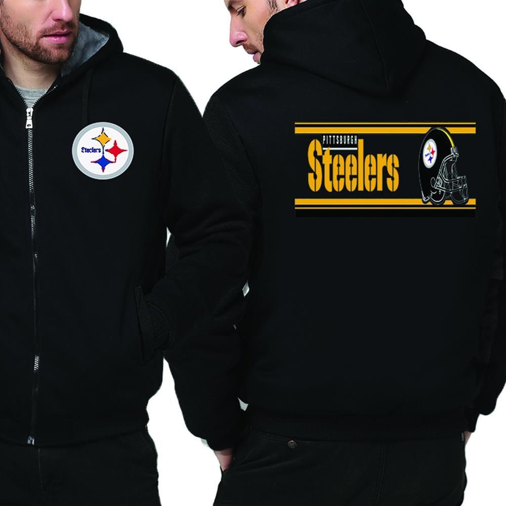 214f45ab6 Pittsburgh Steelers Jacket