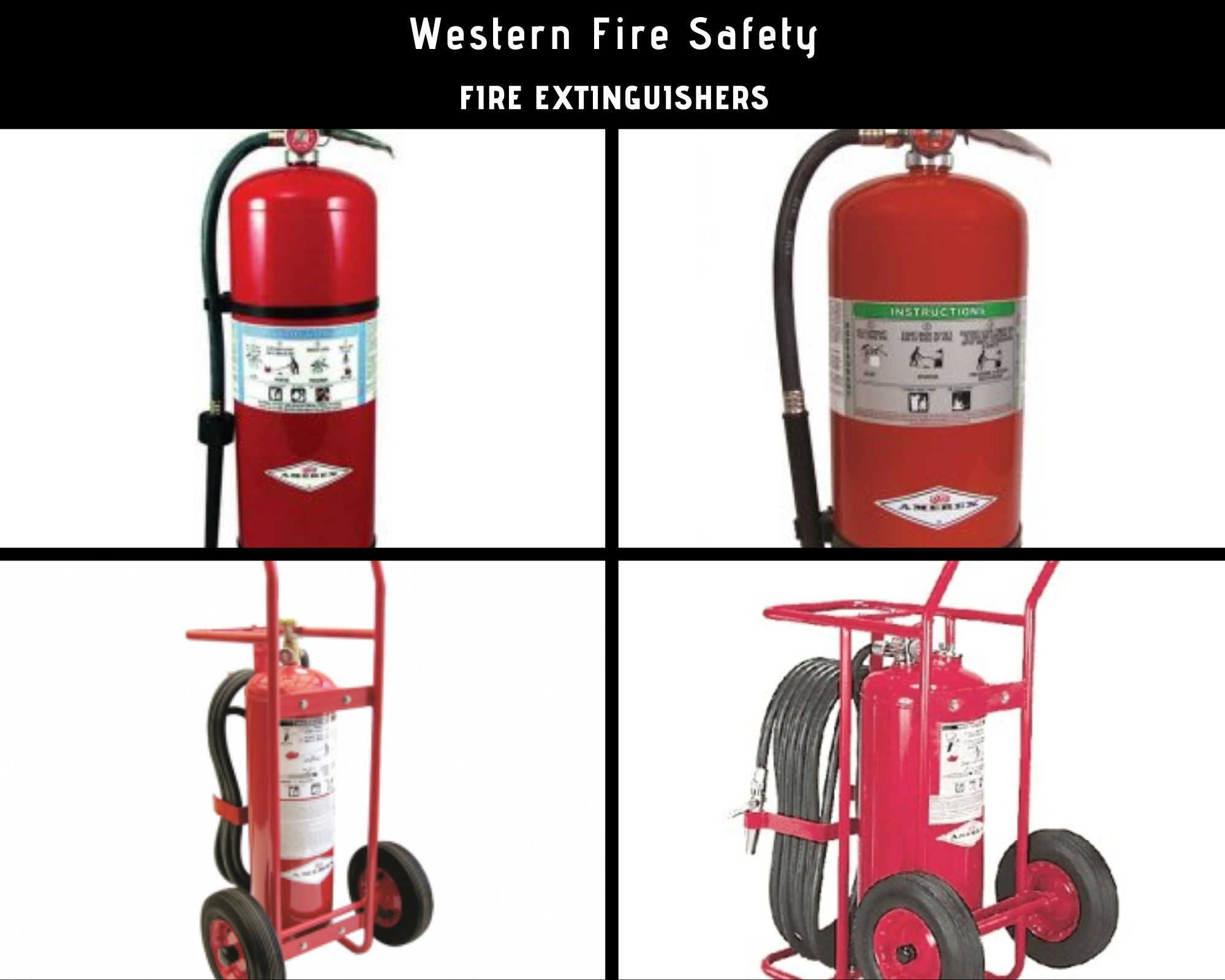 Western Fire and Safety is one of the best suppliers of