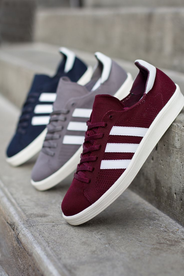 adidas campus on foot