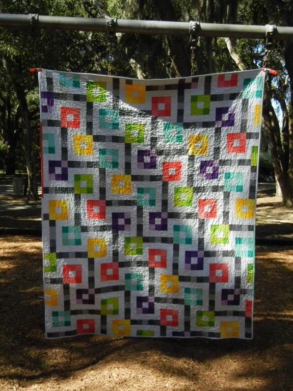 Fabricland Quilt Pattern