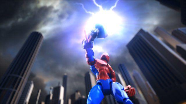 Digitalkraft Character Animation REEL 2014