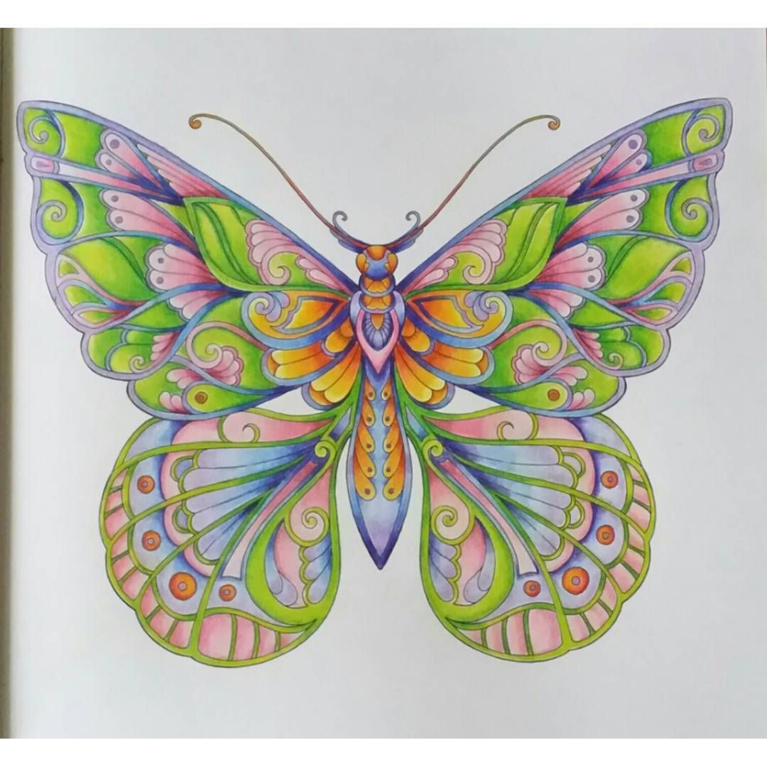 Johannabasford Magicaljungle Davlin Publishing Adultcoloring