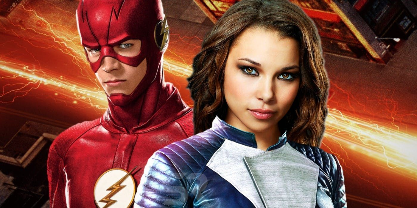 The Flash season 5 set photos detail Nora West-Allen's