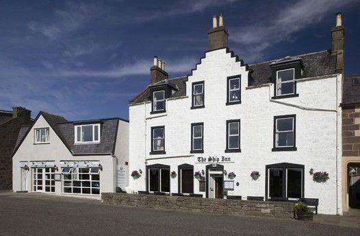 The Ship Inn, Stonehaven, Scotland