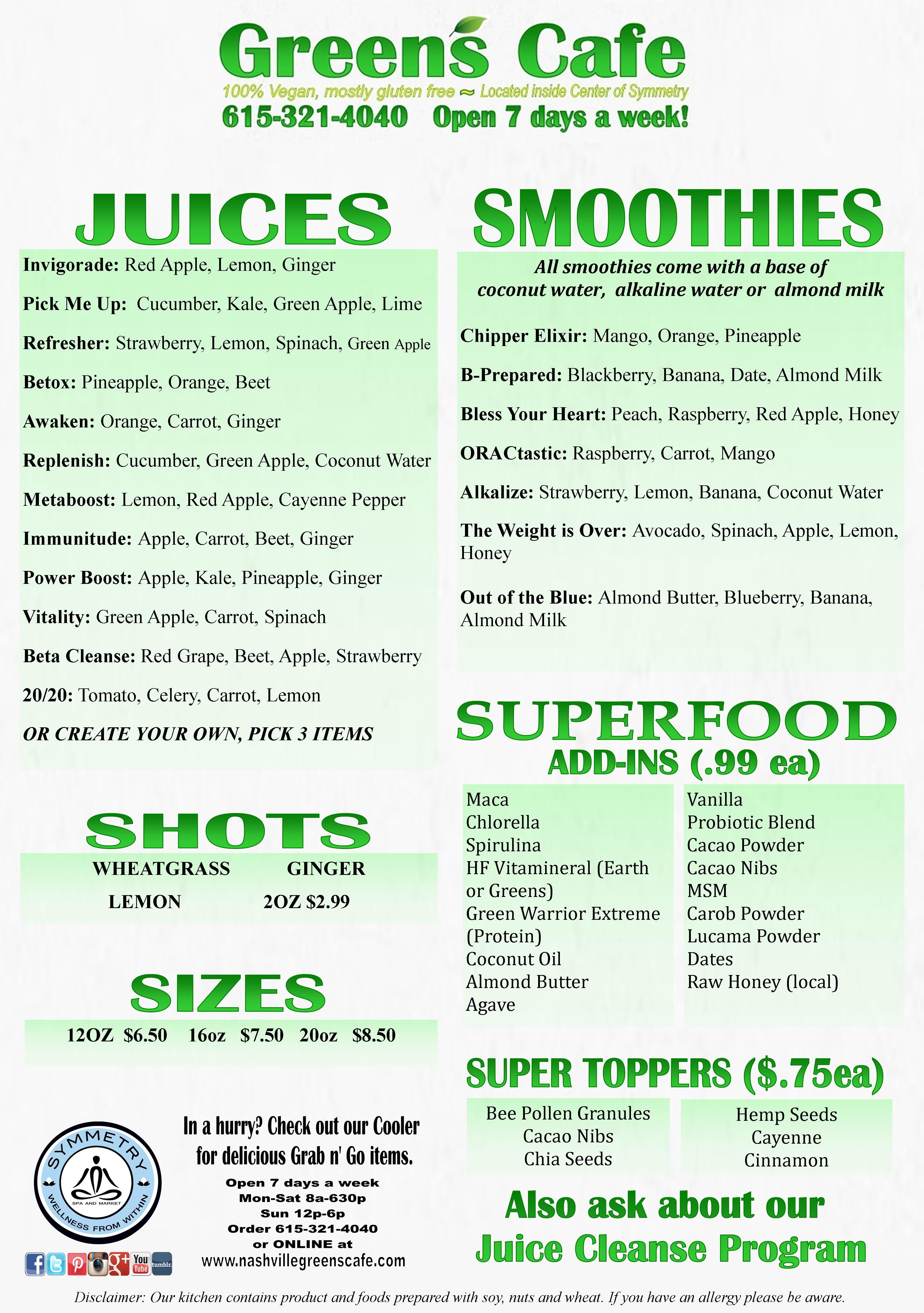 Juice Bar Smoothie Bar Wheatgrass Juice Bar Smoothie Bar Juice Smoothie