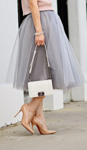 Love this beautiful tulle skirt http://rstyle.me/n/m4298nyg6