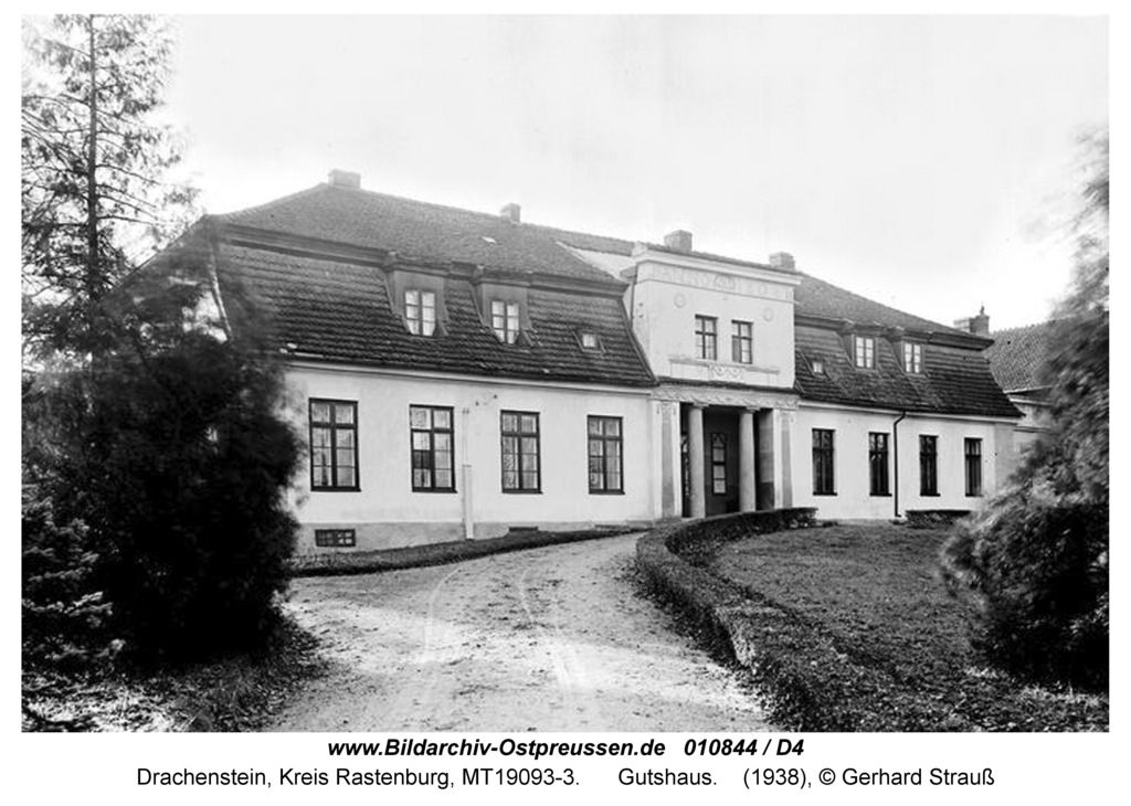 Drachenstein, Gutshaus