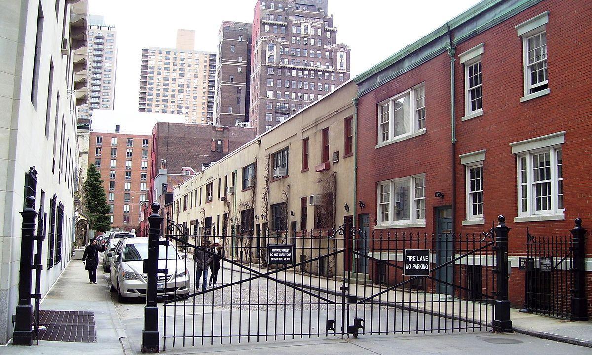 New York Icons Greenwich Village Greenwich village